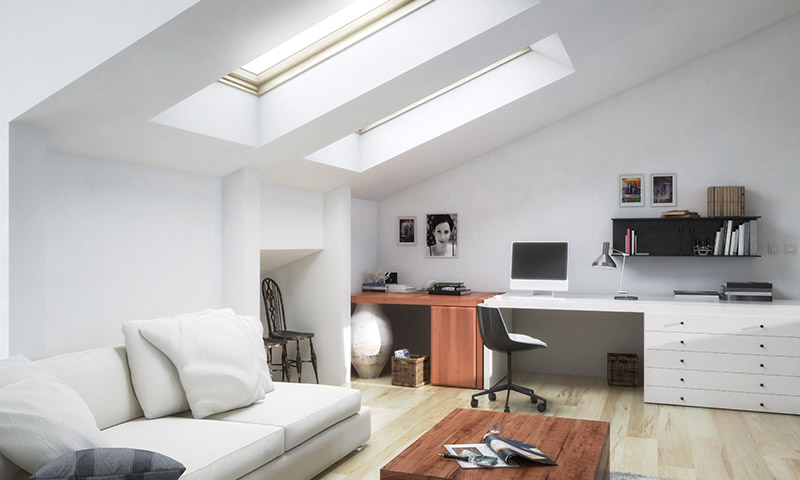 A guide to loft conversions js building services for Loft addition cost