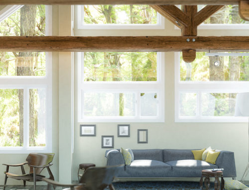 Tips for successfully pairing old with new in a renovation project