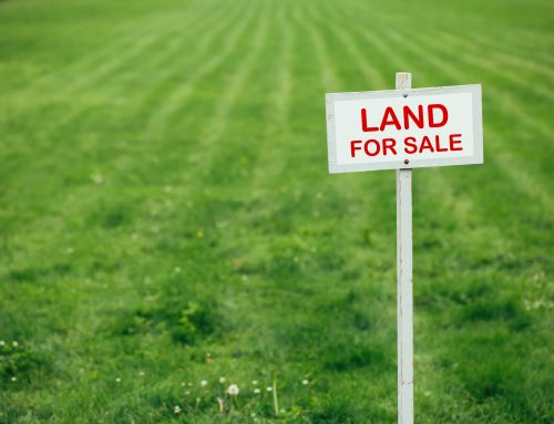 Is it worth building on your spare plot of land?