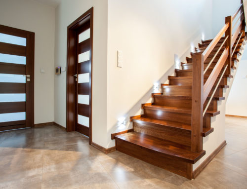 What is the cost of fitting a new staircase?